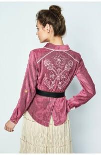 Velvet Overshirt