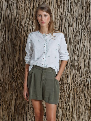 INDI & COLD BLOUSE