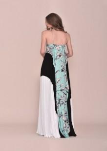 NURIBEL LONG DRESS