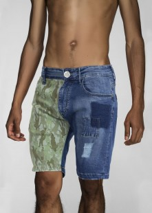THE UNTOUCHABLES COMBI SHORTS