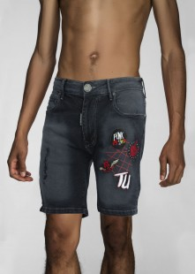 THE UNTOUCHABLES PUNK SHORTS
