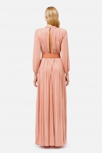 ELISABETTA FRANCHI LONG DRESS