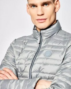 ARMANI AX PACKABLE PUFFER JACKET